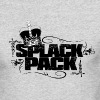 splack pack logo.png Long Sleeve Shirts - Men's Long Sleeve T-Shirt by Next Level