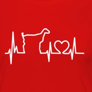 Heart Beat LaMancha Goat