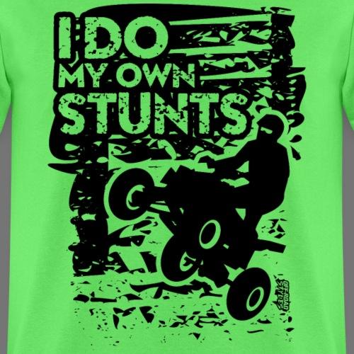 ATV Quad My Own Stunts
