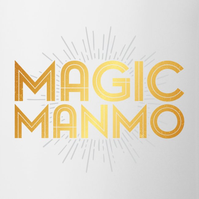 """MagicManMo"" Coffee Mug"