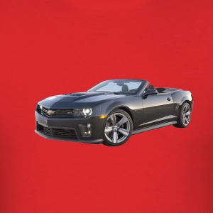 Camaro ZL1 Convertible  - Men's T-Shirt