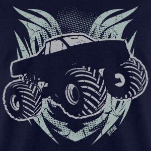 Monster Truck Heraldic