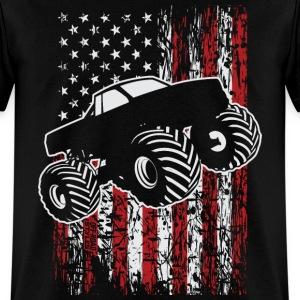 Monster Truck USA Grunge
