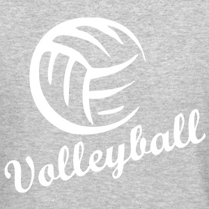 volleyball Long Sleeve Shirts - Crewneck Sweatshirt