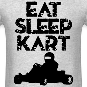Go Kart Racing Eat Sleep
