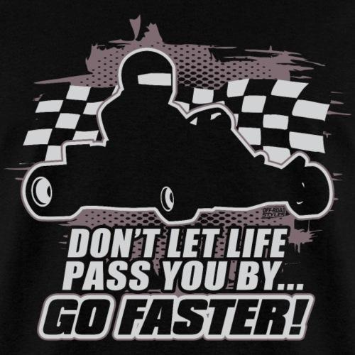Go Kart Racing Faster