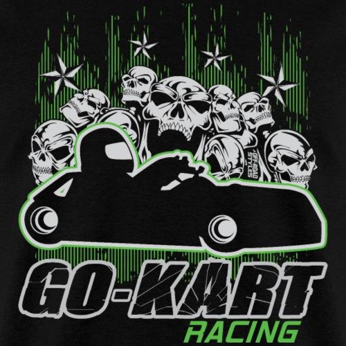 Go Kart Racing Skulls