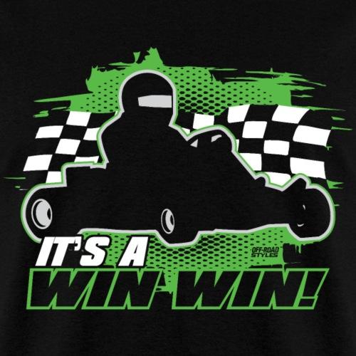 Go Kart Racing Winner