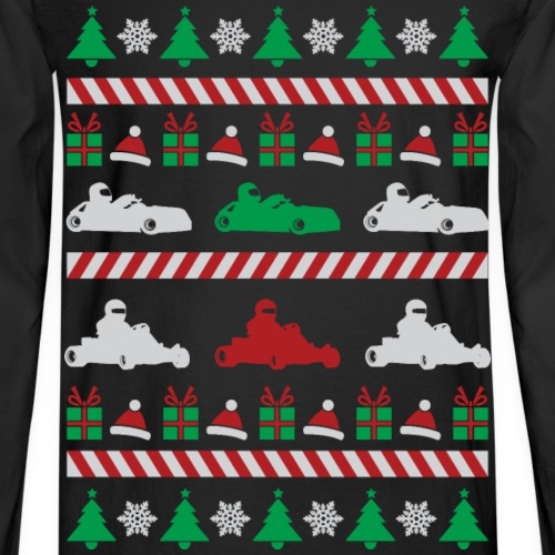 Go kart Ugly Christmas
