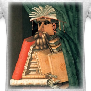 Arcimboldo - Librarian - Men's T-Shirt