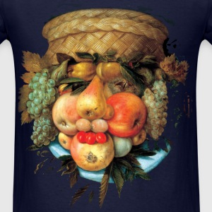 Arcimboldo - Fruit Basket - Men's T-Shirt
