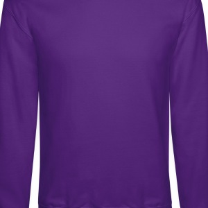 Beast Happy Laugh Purp T-Shirts - Crewneck Sweatshirt