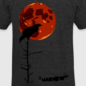 Harvest Heather Tee - Unisex Tri-Blend T-Shirt by American Apparel