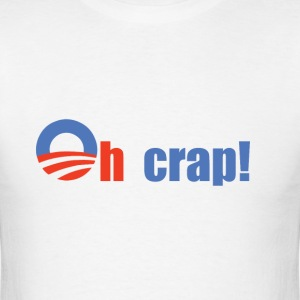 Oh crap! - Men's T-Shirt