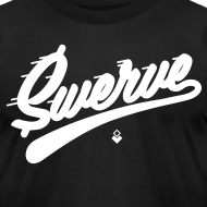 Design ~ Swerve - Black T-Shirt