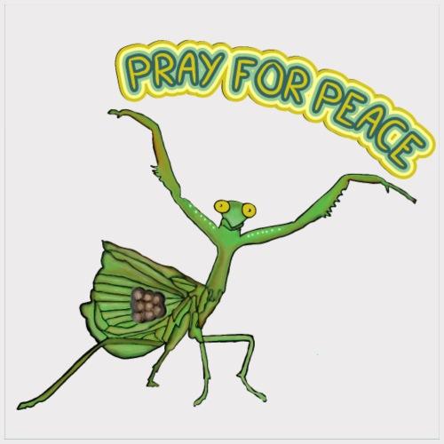 Praying Mantis for Peace