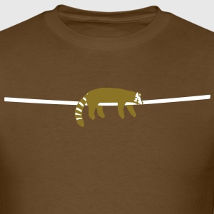 red panda T-Shirts - Men's T-Shirt