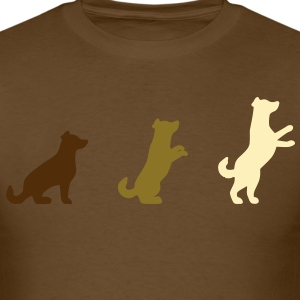 dog dog dog T-Shirts - Men's T-Shirt