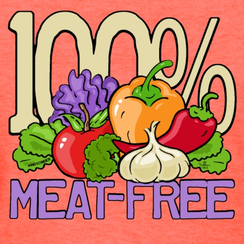100% Meat Free