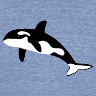 Design ~ animal t-shirt orca orka killer whale dolphin blackfish