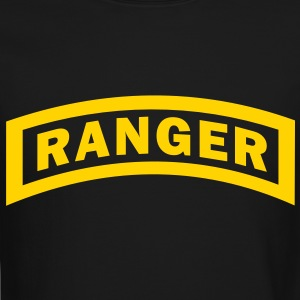 U.S. Army Ranger Long Sleeve Shirts - Crewneck Sweatshirt