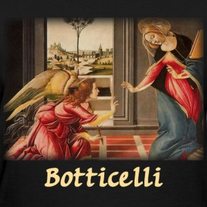 Botticelli - The Annunciation - Women's T-Shirt