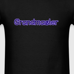 GrandMaster the head of various orders T-Shirts - Men's T-Shirt