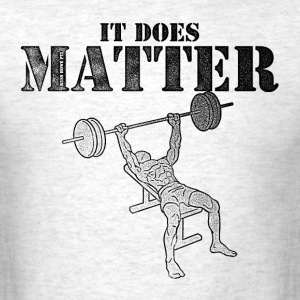 It Does Matter! T-Shirts - Men's T-Shirt