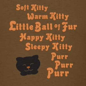 Soft Kitty - Men's T-Shirt