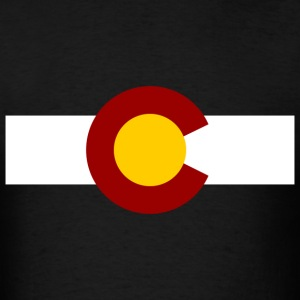 vintage colorado T-Shirts - Men's T-Shirt