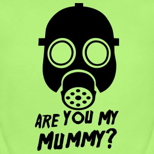 Doctor Who: Are you my Mummy?  Onsie - Short Sleeve Baby Bodysuit