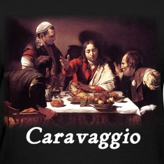 Caravaggio – Supper with Emmaus