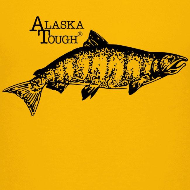 Salmon Fishing T-Shirt Kids