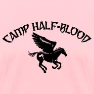 Design ~ Pegasus CAMP Half-Blood Women's T-Shirt