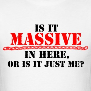 Massive - Men's T-Shirt