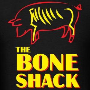 The Bone Shack T-Shirt - Men's T-Shirt