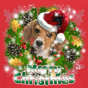 Merry Christmas Beagle Sweatshirts - Kids' Hoodie