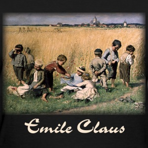 Emile Claus - On the Way to School  - Women's T-Shirt