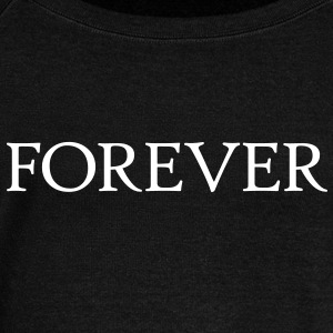 twilight forever Long Sleeve Shirts - Women's Wideneck Sweatshirt