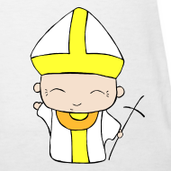 Design ~ Chibi Church - St. John Paul II (Women's)