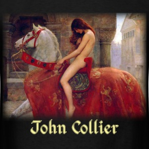 John Collier - Lady Godiva - Men's T-Shirt