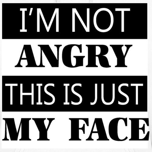 #AngryFace