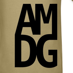 AMDG T-Shirts - Men's T-Shirt