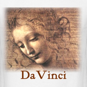 Da Vinci - Woman - Men's T-Shirt
