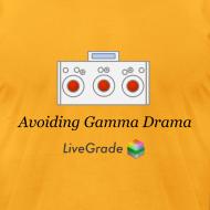 Design ~ Gamma Drama (gold)