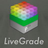 Design ~ LiveGrade (grey)