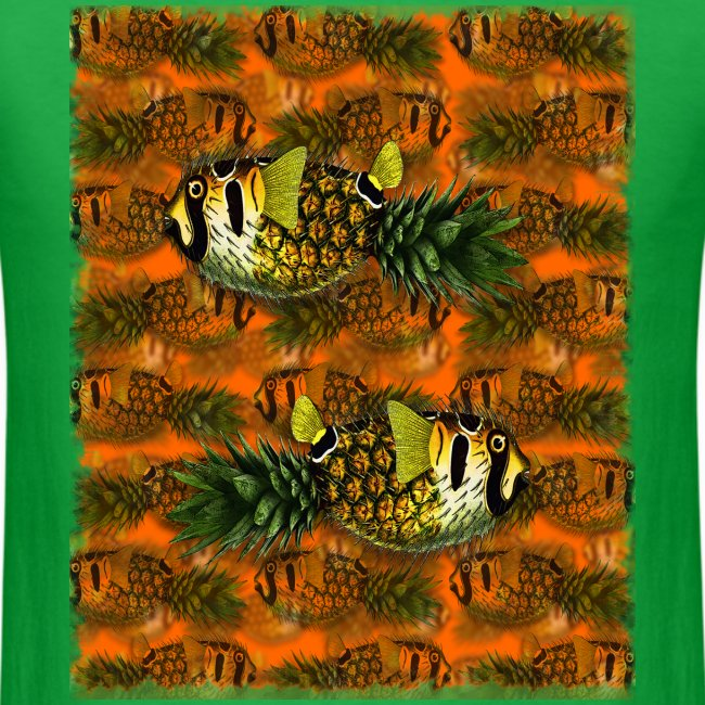 pppfff! Pineapple Puffer Phish