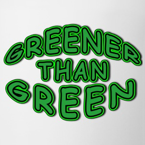 Grnner than Green - Coffee/Tea Mug
