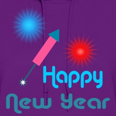 Happy New Year Hoodies