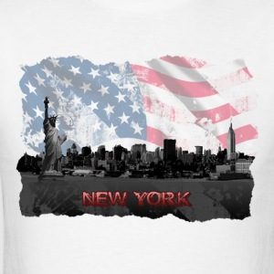 New York T shirt - Men's T-Shirt